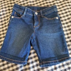 Gymboree jean shorts